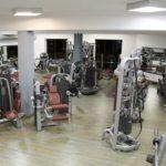 Fitnessstudio Angebot - Kraftmaschinen