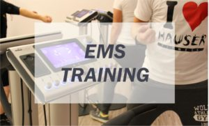 EMS Training - Personal Trainer - Miha Bodytec