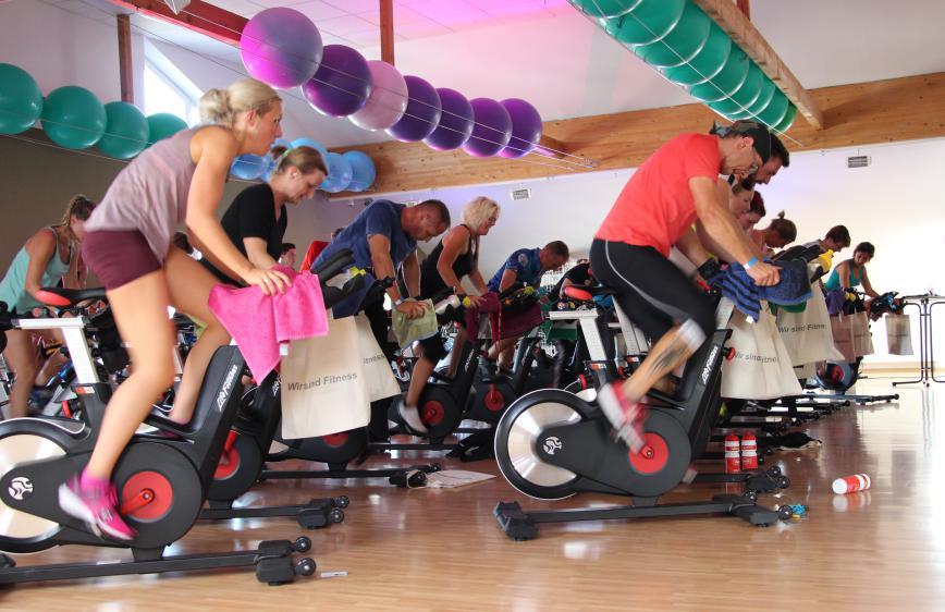 Kurse - Indoor - Cycling - Ausdauer