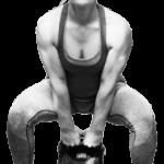 Sport - Fokosiert - Figur - Kraft