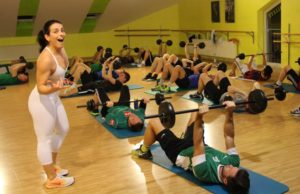 Kurse - Bodyworkout - Teamsport