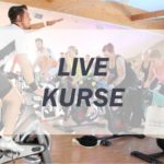 Live Fitness Kurse - Indoor Cycling - Instructor - Bike