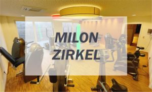 Milon Zirkeltraining - automatisierte Kraftgeräte