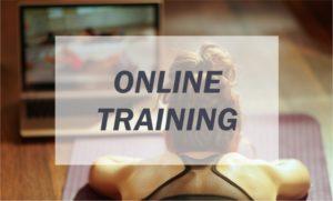 Online Training - Home Workout - Sport zuhause