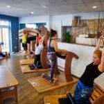 Flexibilität - Beweglichkeitstraining - Dehnungszirkel - Faszientraining