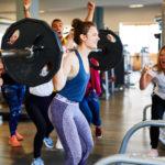 Fitnessstudio Probetraining - Motivation im Gym - Trainer - Kunden